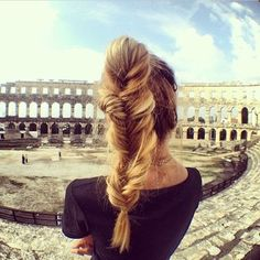 high braid #hair
