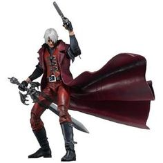 [Devil May Cry: Ultimate Action Figure: Dante (Product Image)]