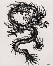 Bildergebnis für dragon tattoo