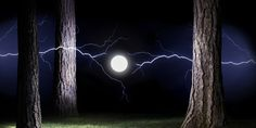 Natural Ball Lightning Recorded By Scientists For First Time Ever ...