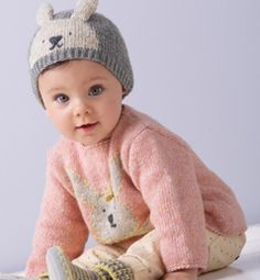 Modèles & patrons tricot layette - Modèles tricot bébé - Phildar
