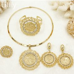 Cheap african beads jewelry set, Buy Quality beaded jewelry set directly from China women fashion jewelry set Suppliers: Liffly Fashion Bridal Jewelry Sets for Women Dubai Gold Coin Jewellery Wedding Necklace Earrings African Beads Jewelry Set Enjoy ✓Free Shipping Worldwide! ✓Limited Time Sale ✓Easy Return.