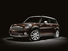 MINI Clubman Cooper Hot Chocolate - fell in love with it over the weekend.  Now I can't get it out of my mind.