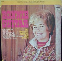 Bonnie Guitar, The Country's Favorite Lady of Song, Vintage Record Album, Vinyl LP, Country Western Music, Singer Songwriter, by VintageCoolRecords on Etsy