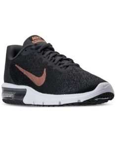 33639b48c Nike Women s Air Max Sequent 2 Running Sneakers from Finish Line   Reviews  - Finish Line Athletic Sneakers - Shoes - Macy s