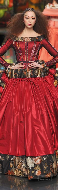 Christian Dior Couture by John Galliano