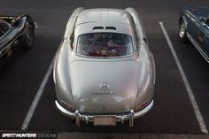 Mercedes 300SL - Copperstate_1000_Rally_2015_Speedhunters_Otis_Blank_046