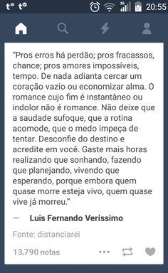 Poema e Versos: Luiz Fernando Veríssimo - Perdão