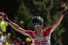 Thomas De Gendt wins stage 12 of the Tour de France