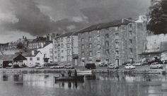 Exeter Quay in the 1960's ~ Exeter, Devon.
