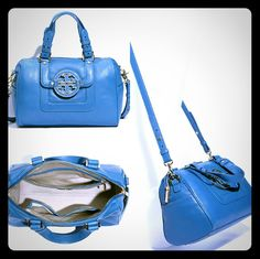 Tory Burch Amanda satchel Great condition ...medium size  WANT TO SAVE MORE? BUNDLE TO GET 20% OFF... ENTIRE CLOSET  Tory Burch Bags