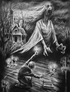 """""""The Witch"""" by Sergo Zagarik"""