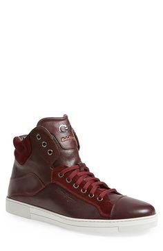 Salvatore Ferragamo 'Stephen' Sneaker (Men) available at #Nordstrom