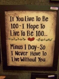 this quote is stupid. if two people love each other, the other person would want to live the last day and let you die first so you wouldn't have to go a day without them. they would want to take the extra day so you wouldn't have to be miserable without them. not this selfish crap. right? i keep seeing this quote and it keeps pissing me off.