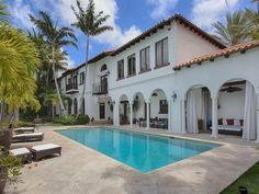Latin Music Star's Miami Beach Mansion Wants $18M