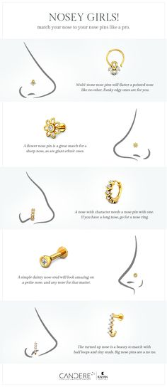 Nose Pin Indian, Indian Nose Ring, Nose Ring Jewelry, Nose Piercing Jewelry, Diamond Nose Ring, Gold Nose Rings, Arabic Jewelry, Gold Chain Design, Baby Bracelet