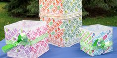 Decorate your table with this fun and colorful Dum Dums candle holder craft using wrappers! Candy Crafts, Food Crafts, Dum Dums Lollipops, Buy Candy Online, Free Slime, Capri Sun, Cute Diys, Kids Gifts, Candy Cane