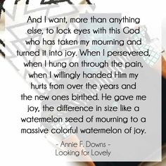 Book Review: Looking for Lovely by Annie F. Downs - Becky L McCoy