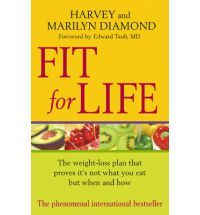 fit for life | paperback | harvey diamond | a diet and lifestyle programme that allows you to eat unlimited portions of the foods you like. 'fit for life' reveals | principles to bring permanent weight loss and high energy; the secrets of timing and food combining that work with your natural body cycles; and a four-week meal plan, menus, recipes and shopping tips.