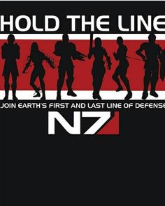 Hold the Line N7