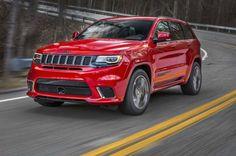 8 gambar 2018 jeep grand cherokee trackhawk terbaik car engine rh pinterest com