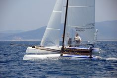 A wonderful sea for Sail World Championship F18 Marina di Grosseto 2013 #maremma #tuscany #sport