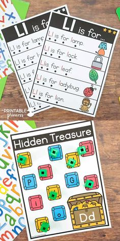 Letters and Letter Sound practice your Kindergarten students will L-O-V-E. This is everything you need to complete your teacher toolbox for alphabet practice. Inside this massive resource you'll find activity mats, centers, games, printables, mini-readers, and SO much more. These alphabet activities are great for the beginning of the year or use throughout the year for remediation. These ideas are fun and fresh which is sure to keep your Kindergarten students engaged and actively learning.