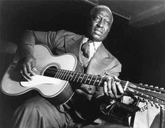 "Lead Belly 12 String Blues Legend : Wrote "" Black Betty"" "" House Of The Rising Sun"" "" Midnight Special"" . Just To Name A Few. ~ 1888 ~ 1949 ~"