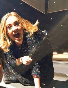 Adele 2016 tour UK