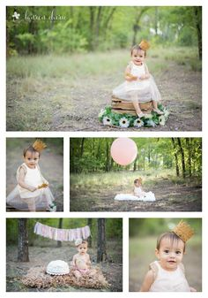 Lauren Cherie Photography | child photography | 1 year old | 1 year old photos | 1 year photos | 1 year cake smash | 1st birthday pictures | 1st birthday cake smash | baby girl cake smash photos | cake smash session | cake smash photos | first birthday photos | 1st birthday | first birthday girl pictures | outdoor cake smash | balloons | girl cake smash | Outdoor 1st birthday pictures | outdoor cake smash photos | outdoor cake smash pictures | Albuquerque children photographer |