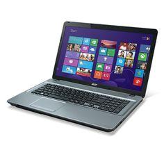 """Notebook Acer Aspire E1-771G - Display 17,3""""Digiz il megastore dell'informatica ed elettronica"""