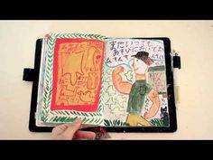 Mogu Takahashi   ▶ Daily Doodles A/W 2013 - YouTube