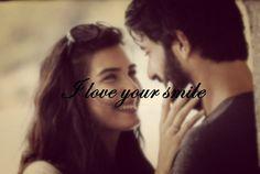 #KaraParaAsk #Kara_Para_Ask - #EnginAkyurek #Engin_Akyurek _ #Omer - #TubaBuyukustun #Tuba_Buyukustun _ #Eilif #love Tuba Büyüküstün i love your smile Love, Looking Gorgeous, Turkey, Handsome, Actors, Couples, Celebrities, Movie Posters, Fictional Characters