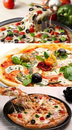 Моментальная пицца на сковороде (много рецептов)