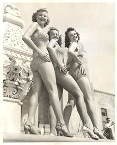 Miss America 1940 Pageant