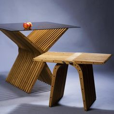 Silver Winner - Boomerang - Interactive Furniture
