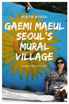 (Updated December Gaemi Maeul, or Ant Village, in northwestern Seoul is a colourful village covered in art murals. A must when in South Korea. Tokyo Japan Travel, Japan Travel Tips, China Travel, Bali Travel, Best Places To Travel, Cool Places To Visit, Travel Guides, Travel Info, Budget Travel