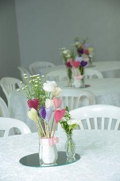 Resultado de imagem para decoração para encontro de mulheres evangelicas