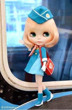 """Hola Blythe: Neo Blythe """"Goody Girl Go Go"""""""
