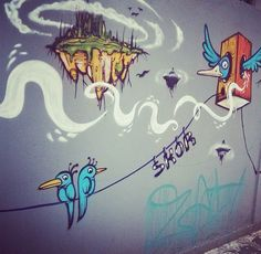 Street art - Curitiba
