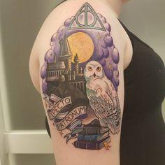Harry Potter tattoos (5)
