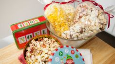 Everyone loves popcorn! It's super simple, and there are endless flavors you can…