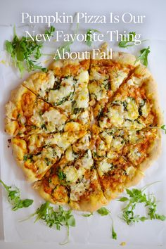 Pumpkin+Pizza+Is+Our+New+Favorite+Thing+About+Fall+via+@PureWow