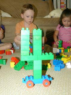 Paula's Preschool and Kindergarten: Vroom! Vroom! Transportation Theme