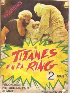 Titanes en el ring Vintage Comics, Retro Vintage, Radios Retro, Nostalgia, 80s Tv, Retro Toys, Childhood Memories, Dinosaur Stuffed Animal, Old Things