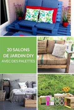 20 Id Es Pour Fabriquer Une Table Basse Avec Des Palettes