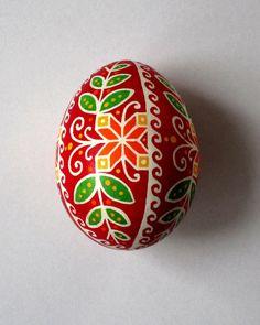 Ukrainian Pysanka Easter Egg FREE Shipping by EggArtBoutique