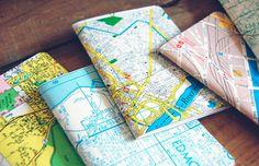 Faça-você mesma um caderninho de viagem