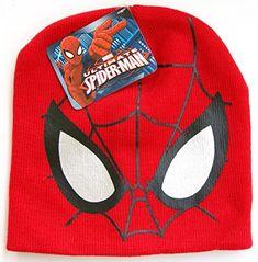 6e89c47f5da Marvels Spider-man Beanie Cap   niftywarehouse.com  NiftyWarehouse   Spiderman  Marvel