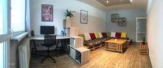 Prenájom 21 bytu blízko centra BB | Bazar.sk Corner Desk, Bb, Furniture, Home Decor, Corner Table, Decoration Home, Room Decor, Home Furnishings, Home Interior Design